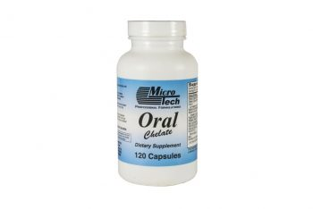oral chelate bottle